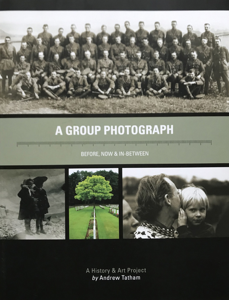 A Group Photograph: Before, Now & In-Between By Andrew Tatham