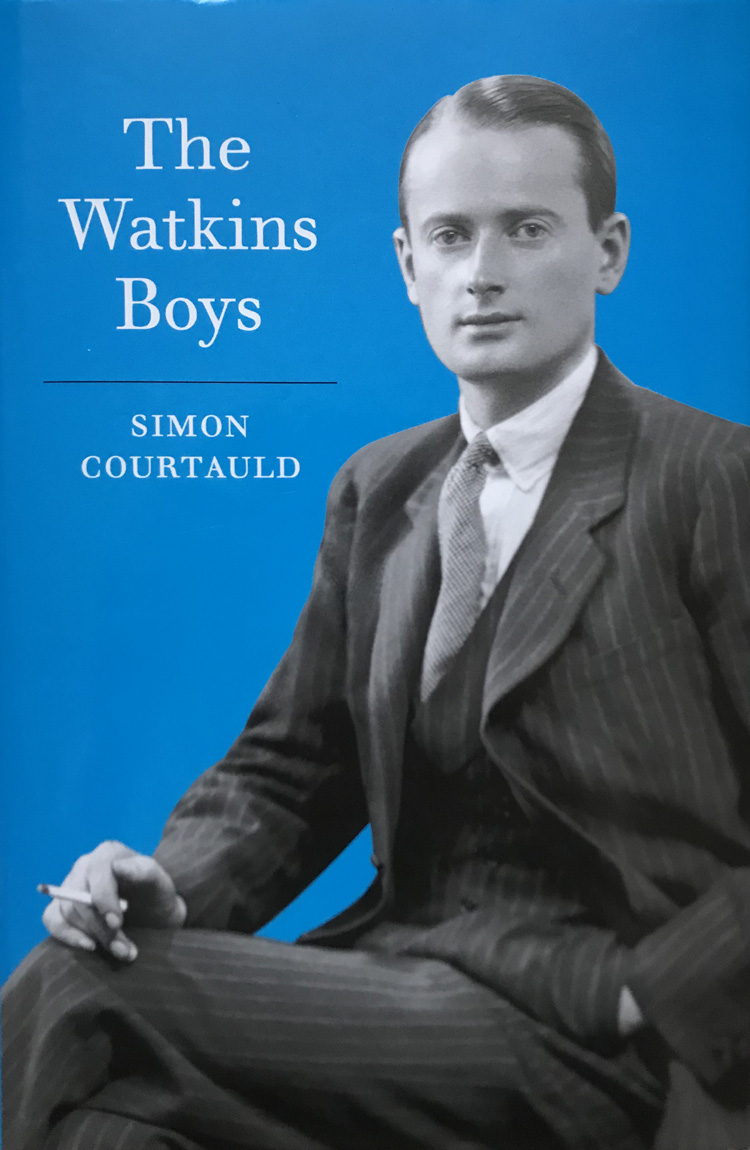 The Watkins Boys By Simon Courtauld