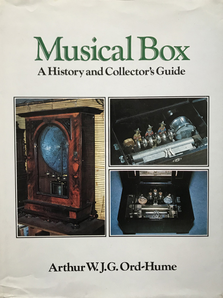 Musical Box By Arthur W. J. G. Ord-Hume