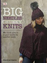 Big Needles Chunky Knits By Helgrid van Impelen