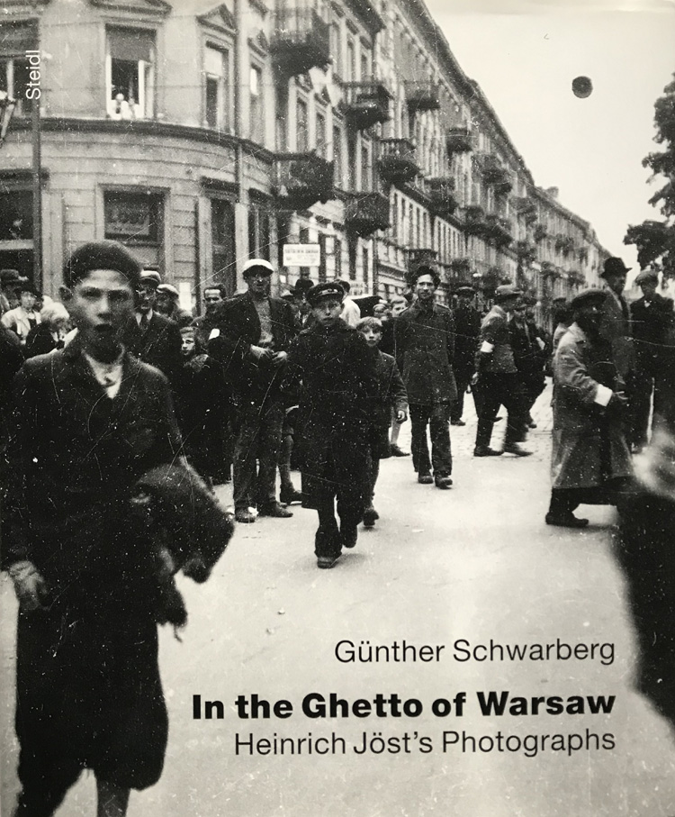In the Ghetto Of Warsaw: Heinrich Jost's Photographs