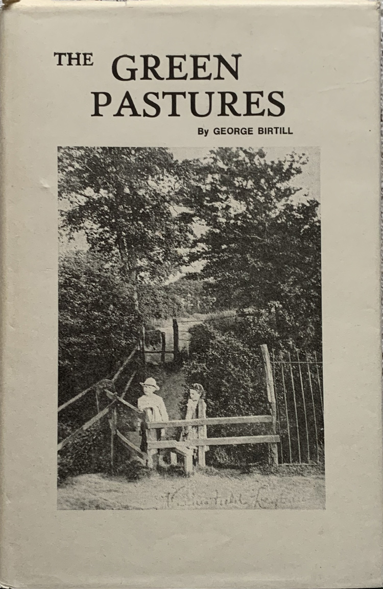 The Green Pastures By George Birtill
