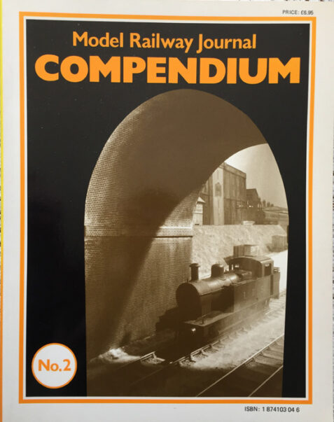 Model Railway Journal Compendium No.2 By Barlow Bob