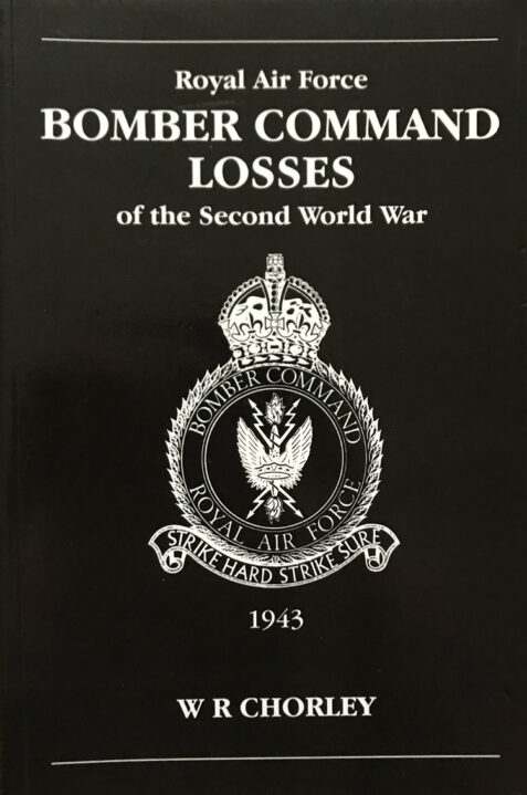 RAF Bomber Command Losses of the Second World War: 1943 Volume 4