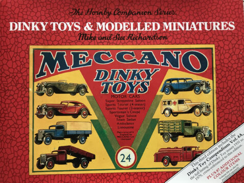 Dinky Toys & Modelled Miniatures (Hornby Companion Series)