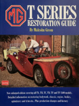 MG T-Series Restoration Guide By Malcolm Green (2003)