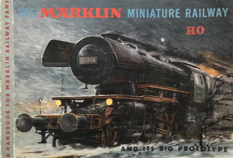 Marklin Miniature Railway and Its Big Prototype