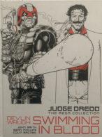 Judge Dredd Mega Collection Vol 14 - Devlin Waugh: Swimming In Blood