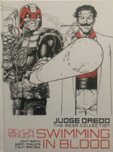 Judge Dredd Mega Collection Vol 14 - Devlin Waugh: Swimming In Blood