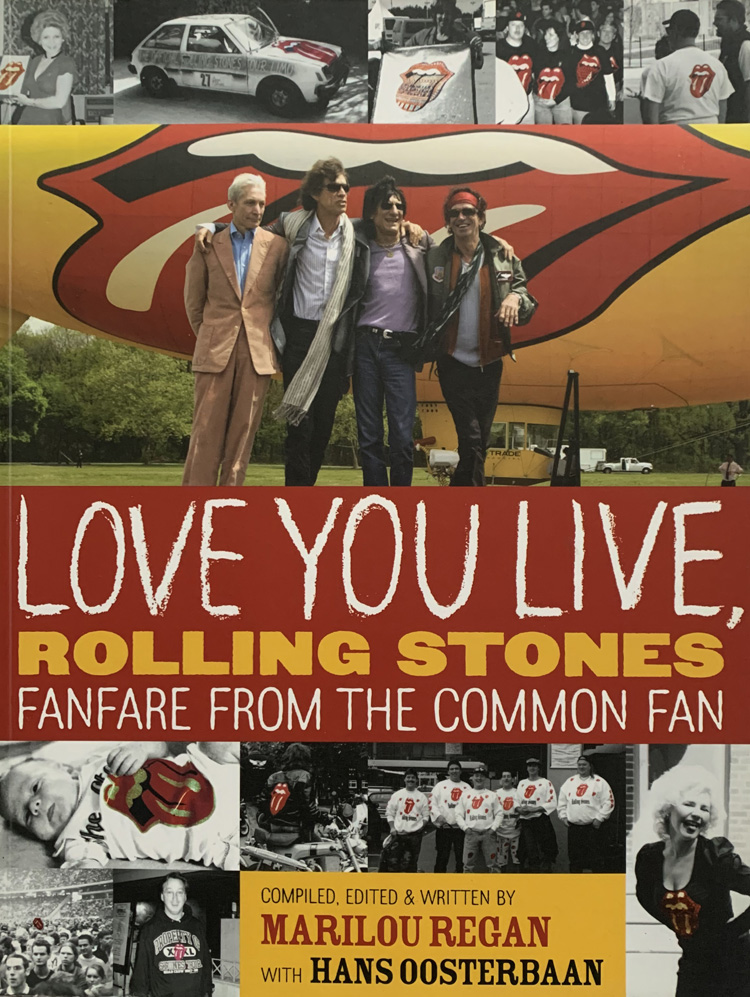 Love You Live, Rolling Stones: Fanfare from the Common Fan