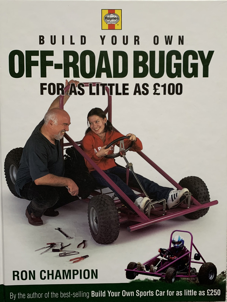 Build Your Own Off-Road Buggy For As Little As £100 By Ron Champion