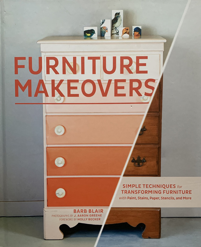 Furniture Makeovers By Barb Blair