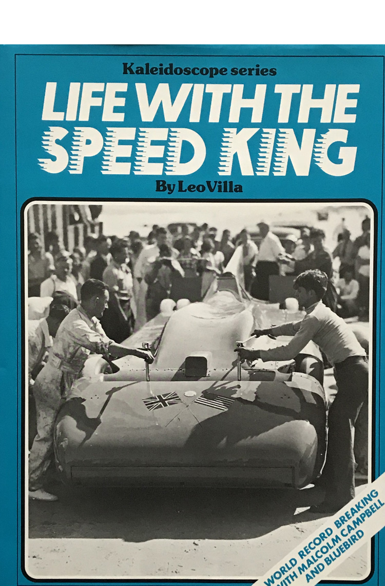 Life With The Speed King By Leo Villa