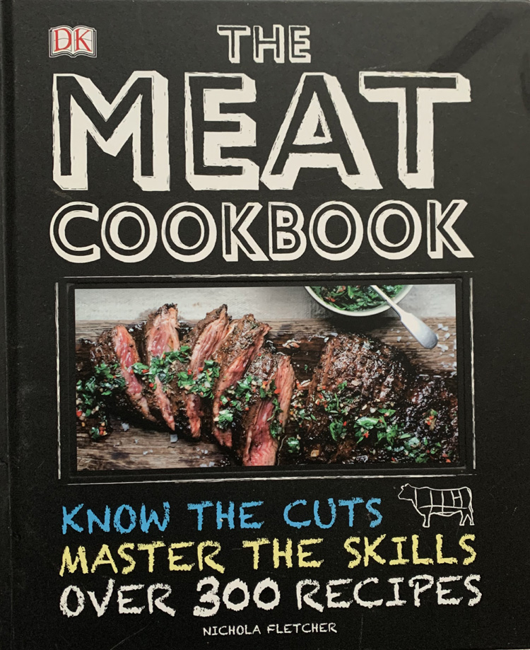 The Meat Cookbook By Nichola Fletcher