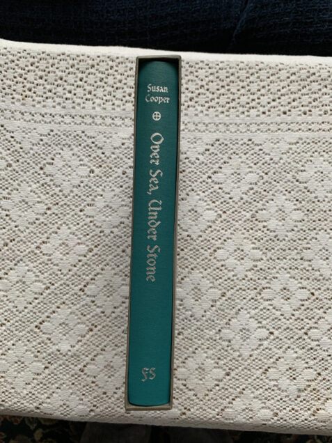 Over Sea, Under Stone By Susan Cooper (The Dark Is Rising) The Folio Society