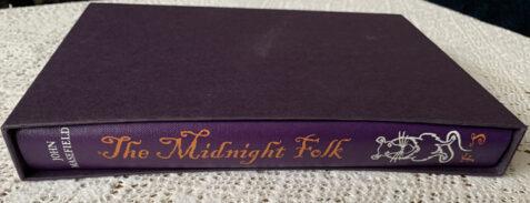 The Folio Society: The Midnight Folk By John Masefield