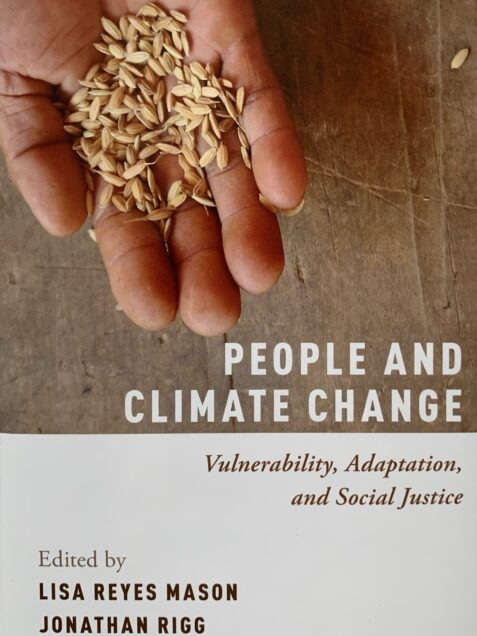 People and Climate Change: Vulnerability, Adaptation, and Social Justice