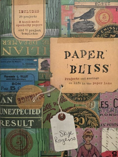 Paper Bliss: Projects and Musings on Life in the Paper Lane By Skye Rogers