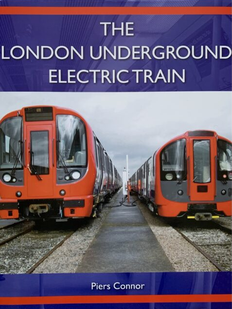 The London Underground Electric Train By Piers Connor