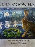 Luna Moon Hare: A Magical Journey with the Goddess By Wendy Andrew ( Hardcover Edition)