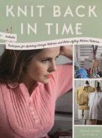 Knit Back In Time By Geraldine Warner