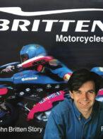 Britten Motorcycles: The John Britten Story by Felicity Price